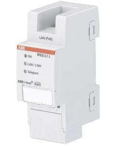 INTERFAZ KNX IP ROUTER ETHERNET 10018285 ABB