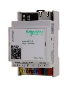 CONTROLADOR LOGICO SPACELYNK PROTOCOLO BACNET - MODBUS - IP - KNX 10020059 SCHNEIDER ELECTRIC