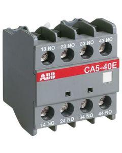 CONTACTO AUX FRONTAL 2NA + 2NC A9/A95  CA5-22E 100402285 ABB