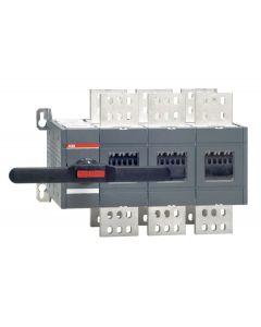 INTERRUPTOR DE TRANSFERENCIA 3x2000A AC3 400V OT2000E03CP 103908185 ABB