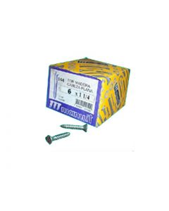 TORNILLO MADERA 6x1.1/4     218 TMP 10600665 MAMUT