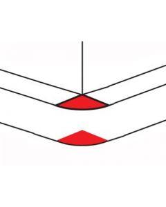 ANGULO EXTERIOR DLP PROFUNDIDAD 35 MM 1062104 LEGRAND