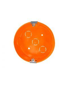 CAJA PLASTICA REDONDA P/W/STOPPER 500/4 117250902 BTICINO