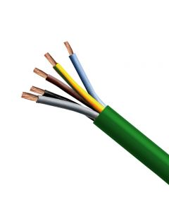 CABLE L/HALOG RC4Z1-K 1KV 5x4mm2 1200500419 TOP CABLE