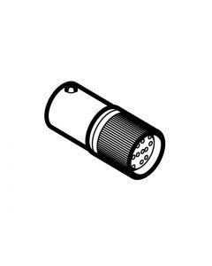 AMP LED,  BA9s, 24Vca/cc, ROJO 12024472 LOVATO