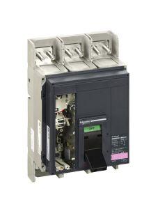 INTERRUPTOR CAJA MOLD COMPACT NSB REGULABLE 2500A 70KA 3P UNIDAD MICROLOGIC 2.0 1250459 SCHNEIDER ELECTRIC