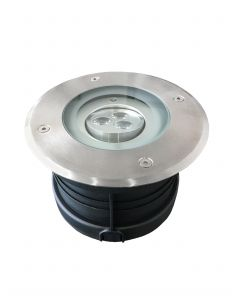 FOCO EMB PISO 3W ORIENTABLE 3K IP67 RED 160X105 1278714825 DARLUX