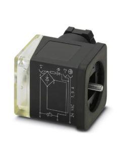 PC CONECTOR E/VALVULA 3P LED VAR/REC 110V IP65 M16 145218194 PHOENIX CONTACT
