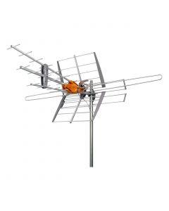 ANTENA TERRESTRE DAT BOSS MIX BI/BIII/UHF (C2-13/21-48) TFORCE 148220146 TELEVES