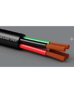 CABLE M/TENSION FREETOX FLEX 0.6/1kV 3X25mm2  NEGRO 15401301 NEXANS