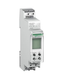 PROG. TIME SWITCH 16A IHPPLUS 1C 18 MM 15838159 SCHNEIDER ELECTRIC