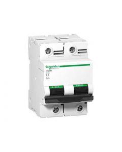 INTERRUPTOR TERMOMAGNETICO C120N 2P 80A 18361159 SCHNEIDER ELECTRIC
