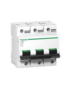 INTERRUPTOR TERMOMAGNETICO C120N 3P 80A 18365159 SCHNEIDER ELECTRIC