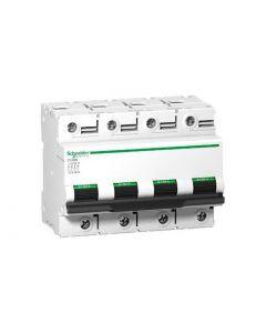 INTERRUPTOR TERMOMAGNETICO C120N 4P 80A 18372159 SCHNEIDER ELECTRIC