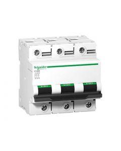 INTERRUPTOR TERMOMAGNETICO C120H 3P 125A 18470159 SCHNEIDER ELECTRIC