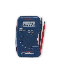 MULTITESTER DIGITAL  600V 0.4A     S/PILAS 2007029 SINOMETER