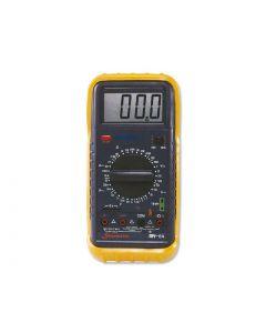 MULTITESTER DIGITAL 1000V 10A C/2  S/BAT 2007429 SINOMETER