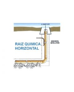 RAIZ ELECTROLITICA HORIZ    CADWELD 201634104 CADWELD