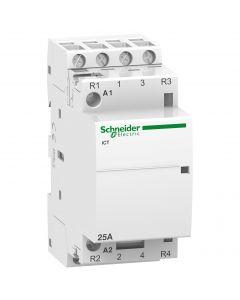 CONTACTOR MODULAR ICT 25A 2NA+ 2NC 220-240V 2083859 SCHNEIDER ELECTRIC