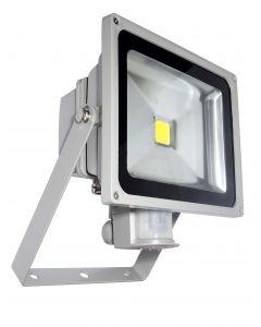 PROYECTOR AREA LED 30W 4K IP65 CON SENSOR DE MOVIMIENTO 208602225 DARLUX