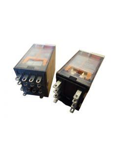 RELE FNX MINI 12VCC - 4 CONTACTOS 208812034 FNX