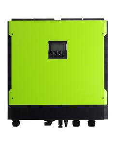 INVERSOR HIBRIDO INFINISOLAR PLUS E 5.5 KW, 48 V, MAX PV INPUT 6500W 2089320128 VOLTRONIC POWER