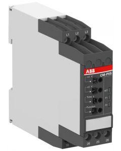 RELE MONITOREO TRIF 3X200-400VAC 2 C/O (0,0.1-30S) CM-PVS.81S 22091485 ABB