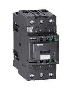 CONTACTOR  40A 24 DC 1NA +1NC 228127759 SCHNEIDER ELECTRIC