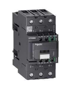 CONTACTOR  40A 100-250 VAC/DC 1NA +1NC 228128059 SCHNEIDER ELECTRIC