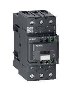 CONTACTOR  65A 24 DC 1NA +1NC 228128159 SCHNEIDER ELECTRIC