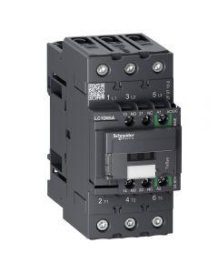 CONTACTOR  65A 24-60 VAC/DC 1NA +1NC 228128259 SCHNEIDER ELECTRIC