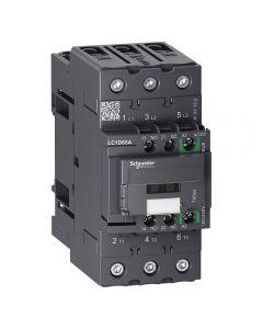 CONTACTOR  65A 100-250 VAC/DC 1NA +1NC 228128459 SCHNEIDER ELECTRIC