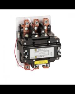 CONTACTOR 600VAC 540AMP NEMA 5 228211059 SCHNEIDER ELECTRIC