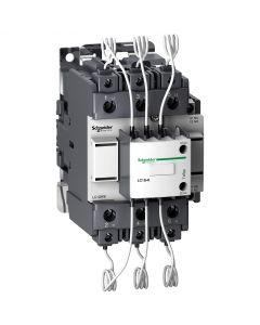 CONTACTOR PARA BANCO CONDENSADORES 3 POLOS - 60KVAR - 220V AC - NA2NC 229211259 SCHNEIDER ELECTRIC