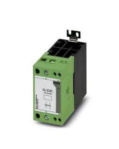 PC RELE EST SOLID 1F 50A ENT/24-275VAC SAL/42-660VAC P/DIN 229718394 PHOENIX CONTACT