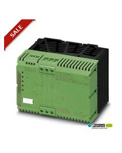 PC RELE EST SOLID 3F 3x37A ENT/24VCC SAL/48-575VAC P/DIN 229737494 PHOENIX CONTACT