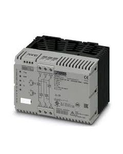 PC RELE EST SOLID 3F 3x37A ENT/230VAC SAL/48-575VAC P/DIN 229738794 PHOENIX CONTACT