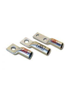 TERMINAL OJO 2/0 AWG CANO LARGO 1 PERFORACION 10.5mm 2307047 ARTELEC