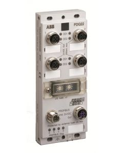 INTERFAZ PROFIBUS DP V0/ V1 P/PARTIDOR FBP  PDQ22-FBP.0 24020085 ABB