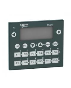 HMI MAGELIS 4x20 24VCC 137x37x118mm 2418259 SCHNEIDER ELECTRIC