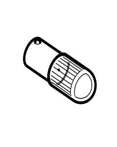 AMP NEON PLASTICA,  BA9s, 110 a 125Vca, 10x28mm 2456872 LOVATO