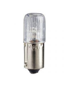 AMP NEON 230VCA PLAST BA9s 2.6W 2457359 SCHNEIDER ELECTRIC