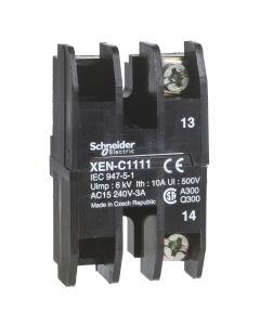 CONTACTO 1NA UNA/VEL P/CAJA/COLG XACB 2640659 SCHNEIDER ELECTRIC