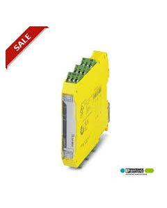 PC RELE SEGURIDAD 24-230VAC/CC 2C/DISP 1C/REC SIL3 TOR 270058194 PHOENIX CONTACT