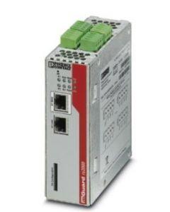 PC ROUTER C/CORTAFUEG Y VPN 2xRJ45 10/100 24VCC 270064294 PHOENIX CONTACT
