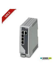 PC SWITCH GESTIONADO 5/RJ45 10/100Mbit/s 24VCC 270232394 PHOENIX CONTACT