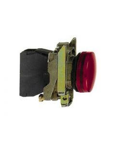 LUZ PILOTO HARMONY XB4, 22 MM, 250 V AC/DC, LED, ROJO 2717359 SCHNEIDER ELECTRIC