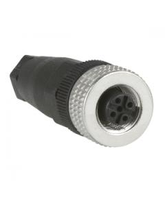 CONECTOR RECTO M12 4CONT P/SENSOR PROX 2760359 SCHNEIDER ELECTRIC