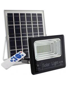 FOCO SOLAR LED 4000LUMENES IP65 40W 5K CON PANEL 278602925 DARLUX