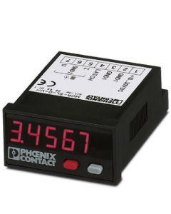 INDICADOR DIGITAL - MCR-SL-D-U-I 286401194 PHOENIX CONTACT